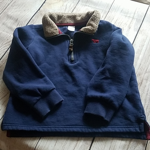 Carter's Other - Boys pullover 5T